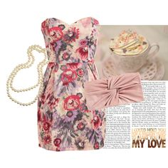 Romance, created by brightlightsbiggercity on Polyvore