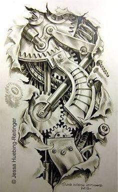 Bildergebnis für tattoo biomecanica
