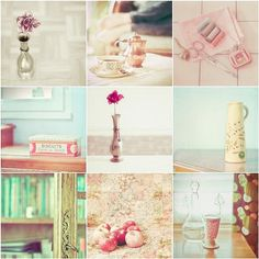 Pretty Pastels collage #pastel #photography #collage