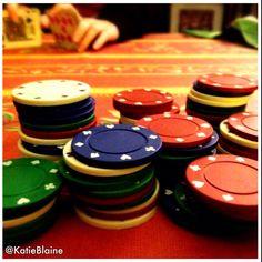 February 17: Poker Night