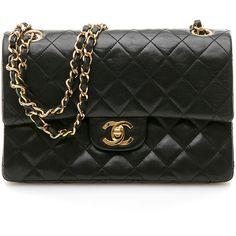 WGACA VINTAGE Chanel 2.55 Bag ($3,040) found on Polyvore featuring bags, handbags, purses, bolsas, chanel, women, chanel bags, chanel handbags and chanel purses