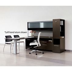 Global Princeton PN111R Office Furniture Suite