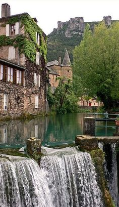 Florac, France  (by Ruedi of Switzerland on Flickr)
