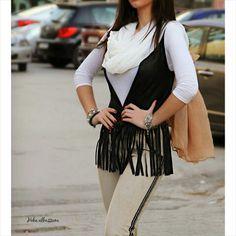 +962 798 070 931 ☎+962 6 585 6272  #ReineWorld #BeReine #Reine #LoveReine #InstaReine #InstaFashion #Fashion #Fashionista #FashionForAll #LoveFashion #FashionSymphony #Amman #BeAmman #Jordan #LoveJordan #ReineWonderland  #Vest #LayaliCollection #WinterCollection #ReineWinterCollection #Boho #BohoFashion #Reine2015 #LeatherVest #Leather