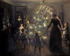 Oorsprong kerstboom