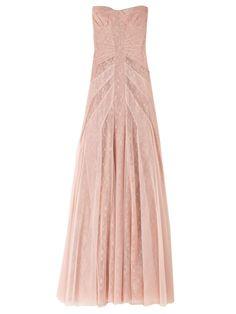 BCBG // Teen Vogue, my ideal prom dress.... LOVE
