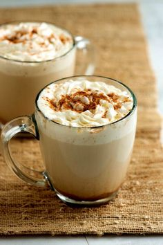 Pumpkin Spice Latte #Food #Drink #Trusper #Tip