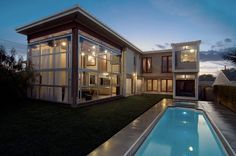 modern homes from shipping containers