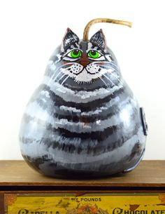 69 best Cat r Gourd Board images on Pinterest | Cat rs ... Cat Birdhouse Gourd Design on hand decorating gourds, cat pumpkins, cat blue eyes, owl gourds, dog gourds, different gourds, flamingo gourds, cat gourd art, witch gourds, ornaments from gourds, apache gourds, cat bird houses, chicken gourds, bear gourds, primitive gourds, bird gourds, cat bird seat, funny gourds, frog gourds, cheap dried gourds,