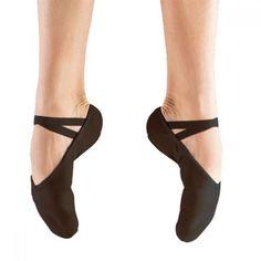 So Danca BAE26 Mens Professional Black Split Sole Canvas Ballet Shoes dazzle-dancewear.co.uk