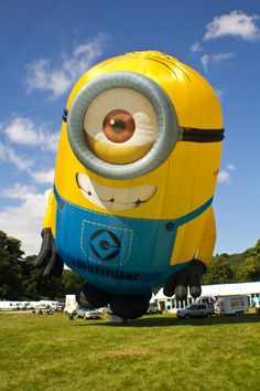 Bristol 24/7 - News and Comment | Features | Bristicles | 13 of the best Balloon Fiesta shapes