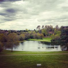 The peaceful lake at claremont landscape gardens in surrey surrey view from the amphitheatre at claremont landscape gardens in surrey workwithnaturefo