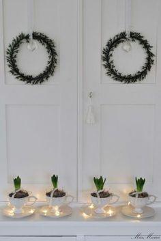 Beautiful Scandinavian Christmas Decoration