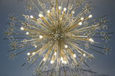 The Crystal Ballroom Chandeliers
