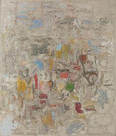 Philip Guston -  Untitled, (1951-1952)