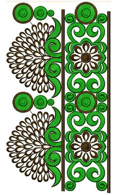 9952 Lace Embroidery Design