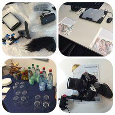"""Ein keiner Einblick in unseren Media Workshop """"Videos mit der Spiegelreflexkamera produizieren"""" hier bei uns in Hamburg"""