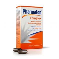 154354 Pharmaton Complex - 30 cáps.