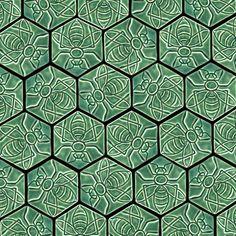 Tessellation Tiles Related Keywords & Suggestions - Tessellation ...