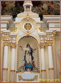 Parroquia Santa Maria de la Asunción,Izucar de Matamoros,Estado de Puebla,México by Catedrales e Iglesias, via Flickr