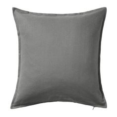 "Ikea Gurli Solid Gray Throw Pillow Cover Cushion Sleeve NEW 20 X 20"" IKEA http://www.amazon.com/dp/B00GL668YY/ref=cm_sw_r_pi_dp_LVbXtb00EW2JPZ90"