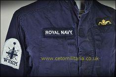 Uniforms & Bdus Pants Faithful British Army Pants Working Pcs Combat Dress Trousers Fr Rn Lightweight Blue No 4 Excellent Quality