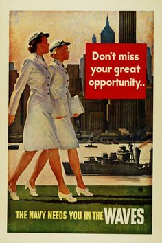 Military Poster / Print: Don't miss your great... | Pritzker Military Museum & Library | Chicago