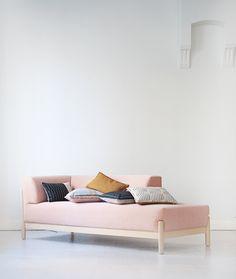 Deco Furniture, Furniture Styles, Wooden Sofa, Box Houses, Living Room Interior, Interior Livingroom, Interior Decorating, Interior Design, Take A Seat