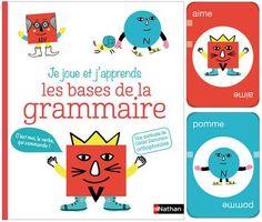 Les lettres et les sons / Les bases de la grammaire