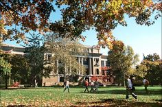 My alma mater, Bowling Green State University... the whole campus isn't this pretty, but it was a great place to go to college!
