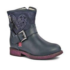 Cizme imblanite pentru fete, marca Agatha Ruiz de la Prada. Fall Winter, Autumn, Prada, Biker, Boots, Girls, Fashion, Fall Season, Crotch Boots