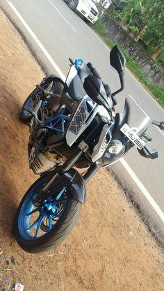 Modified KTM Duke 200