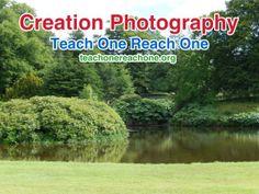 Creation Photography – Teach One Reach One
