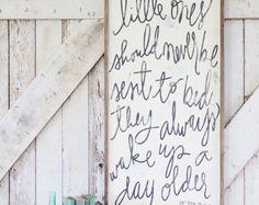 Romans 12:12 Wooden Sign Horizontal by HouseofBelongingLLC