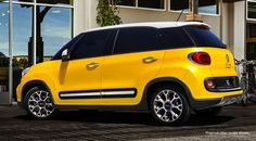 New 2014 FIAT 500L | Appealing Design and Functionality | FIAT USA