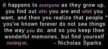 I truly adore this quote. I feel like it applies to me so much