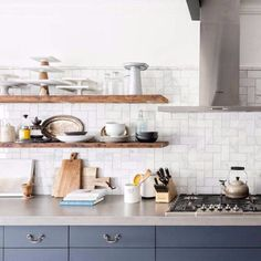 9 Co's That Wouldn't Exist Without IKEA.  Semihandmade  Since it launched in 2011, Semihandmade has faced almost 3,000 kitchens, bathrooms, and closets in the U.S. and Canada, with doors that fit IKEA cabinets. Customers can chose from a variety of finishes, including textured, matte, high-gloss color, and reconstituted real wood, with the option to DIY their own stains as well.  The results are truly beautiful.