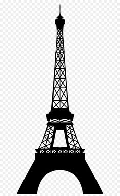 eiffel tower silhouette clipart free stock photo public domain rh pinterest com eiffel tower clipart no background eiffel tower clipart png