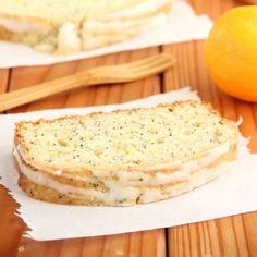The BEST Lemon Poppy Seed Cake you'll ever make! So moist & tender ...