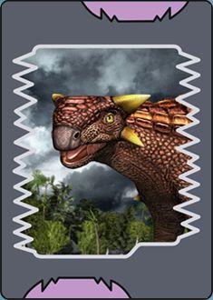 dinosaur king ankylosaurus card   dromfec.top