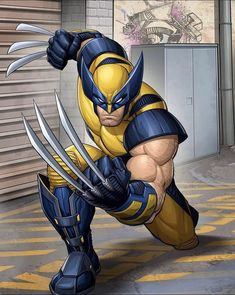 Marvel Fan Art, Marvel Heroes, Deadpool, X Men Evolution, Wolverine Art, Superhero Characters, Superhero Design, Marvel Entertainment, Anime