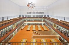 'federal library berlin' by HG merz architects | berlin, germany