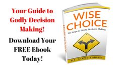 Download Your FREE Ebook: Wise Choice!!!