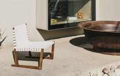 Siila Lounge Serena Teak SO1192 Andreu World | NEGREshop