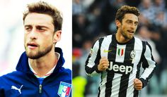 Claudio Marchisio - Hottest Italian football players at Brazil World Cup 2014  - Claudio Marchisio Age: 28 Team: Juventus Position: Midfielder