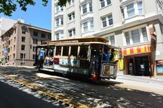 Cable Car - San Francisco - Work and Travel Kanada - http://workandtravelkanada.com