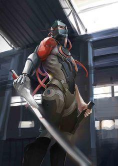 Blackwatch Genji