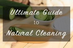 Why spend a fortune on cleaning products that introduce toxic chemicals into your living space? You can use simple ingredients, such as baking soda, lemons, and vinegar to make effective cleaners that work in every room of your house.