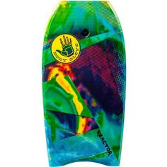 Body Glove 41 in Reactor Bodyboard Green - Water Sports, Pool Games And Toys at Academy Sports