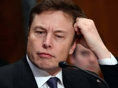 Elon Musk Puzzled